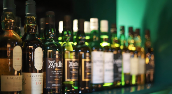 3.2.2020: Whisky-Tasting